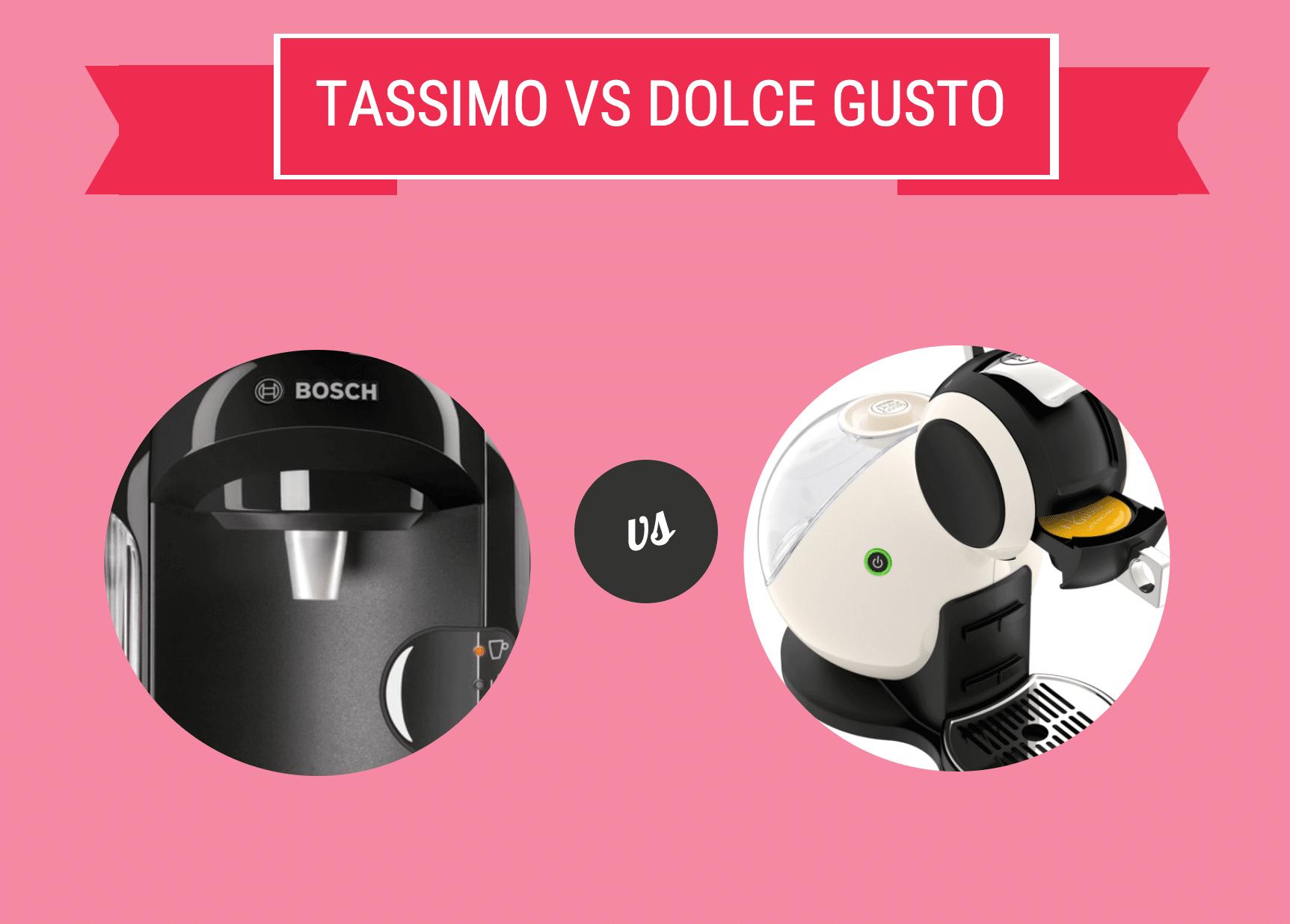 Tassimo vs Dolce Gusto Image