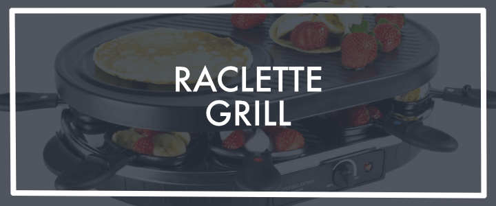 Best raclette grill machines in the market right now!