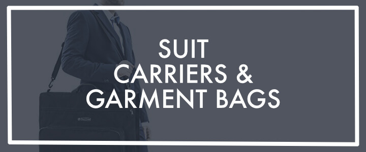 Comparing the best suit carriers and garment bags