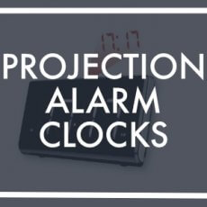 Best Projection Alarm Clocks In The Market in The UK Today: Our Reviews