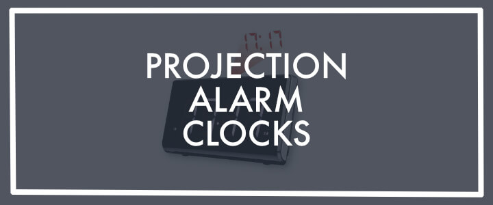 8 of the best projection alarm clocks on the market today